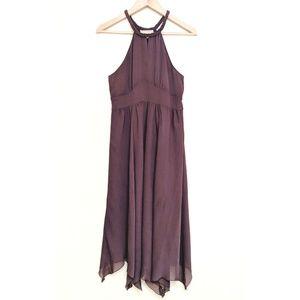 NEW Micheal Kors Halter Maxi Dress